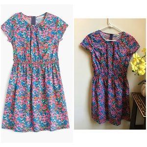 NWOT J. Crew Girls Garden Dress
